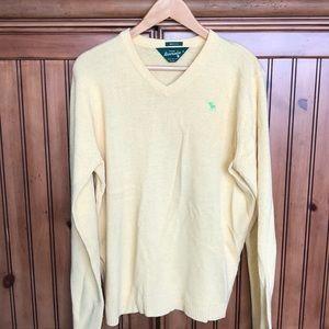 Men's Vintage Abercrombie Sweater XL